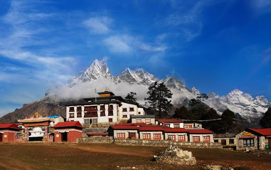 Blazing a Trail: The Quest for Tengboche