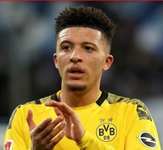 SANCHO GIVES CONDITION TO JOIN MANCHESTER UNITED