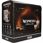 Nespresso EN500DR Lattissima One Original Espresso Machine with Milk Frotherby De'Longhi, Dark Roast