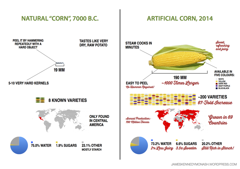 From https://jameskennedymonash.files.wordpress.com/2014/07/artificial-natural-corn1.pdf