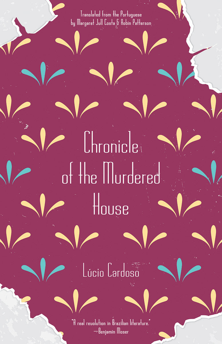 Image result for Lúcio Cardoso, Chronicle of the Murdered House,