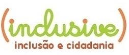 Logotipo da revista eletrônica Inclusive - inclusão e cidadania