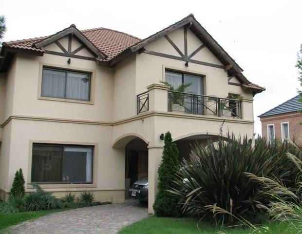 Fachadas modernas de casas de dos plantas fachadas de casas for Fachadas de casas modernas para colorear