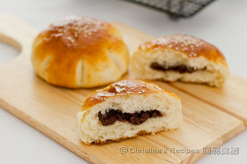 紅豆包 Red Bean Buns02
