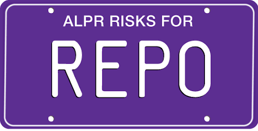 Is ALPR (Automatic License Plate Recognition) Putting Repossessors at Risk?