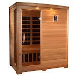 GDI HD Edition 3 Person Carbon Sauna