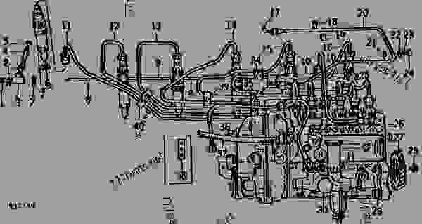 34 John Deere 4430 Parts Diagram