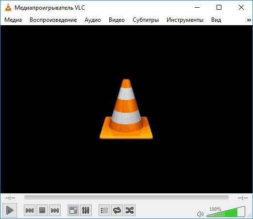IPTV Players : VLC медиа плеер