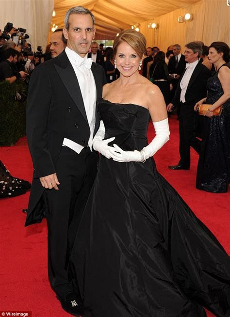 Katie Couric weds fiance John Molner in the Hamptons 'with