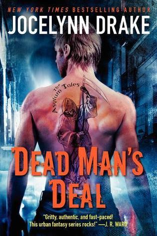 Dead Man's Deal (The Asylum Tales, #2)