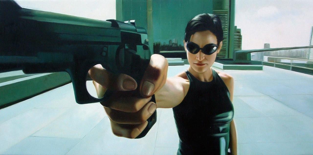 The Xbox 360's original code name was a nod to The Matrix screenshot