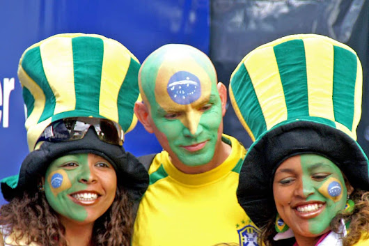 Brazil's Word Cup Scores Green Recognition
