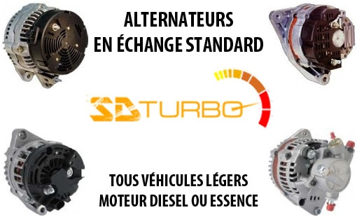 206 | TURBO EN ECHANGE STANDARD ★ GARANTIE VOITURES TURBO ESSENCE DIESEL