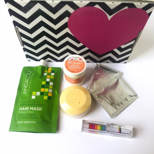 The Better Beauty Box Subscription Review – April 2018 | My Subscription Addiction