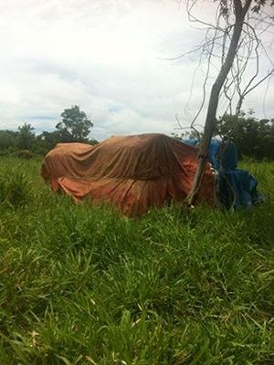 Carga foi roubada de caminhão em 2011 em rodovia de MT (Foto: Assessoria/Polícia Civil)