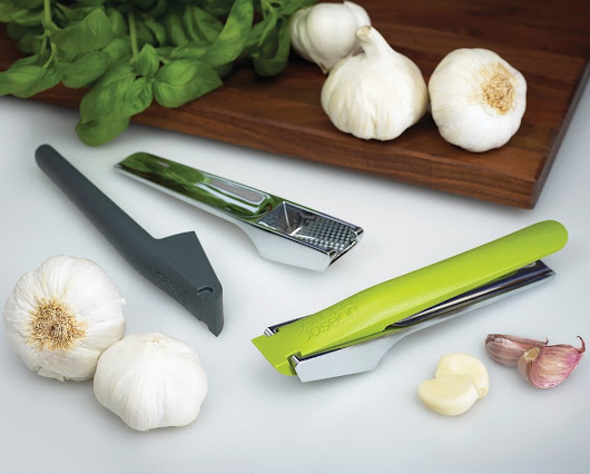 A better Garlic Press?