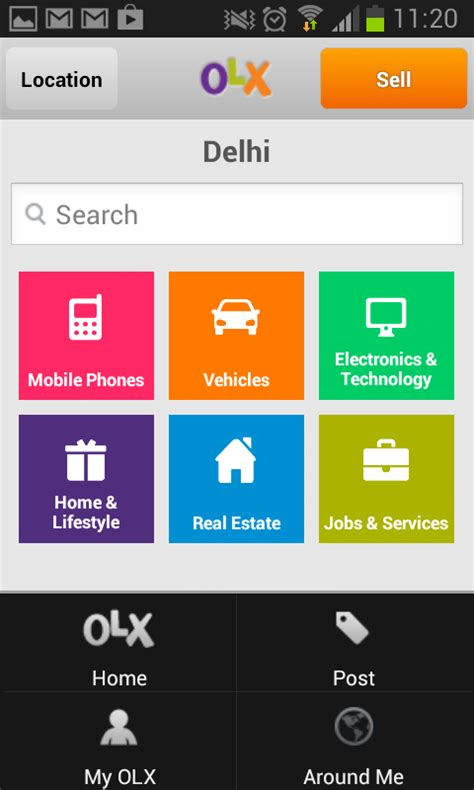 olx  classifieds apk android  app  feirox