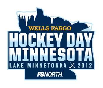 Hockey Day Minnesota Logo, Hockey Day Minnesota Logo