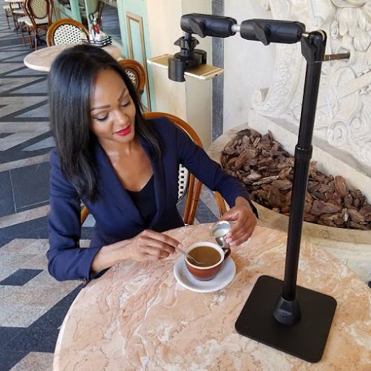 Arkon Pro Phone Stand for Videos HD8RV29 Unboxing Review @Arkon_Mounts
