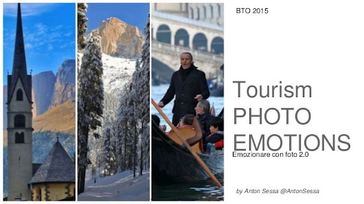 Tourism Photo Emotions