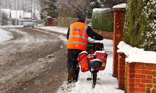 End of Christmas tipping? 50% don't give cash to postmen or binmen
