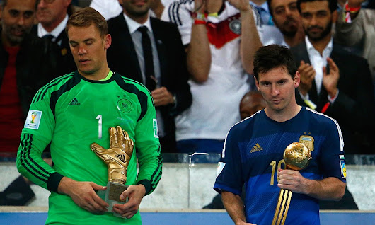 Lionel Messi wins the Golden Ball award... but did he deserve it?