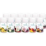 TimeMist Assorted Fragrance Dispenser Refills - 6.6 oz.