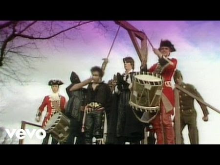 There was no music like 'Antmusic:' What happened to Adam and the Ants?