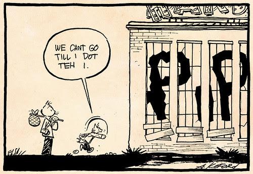 Laugh-Out-Loud Cats #2052 by Ape Lad