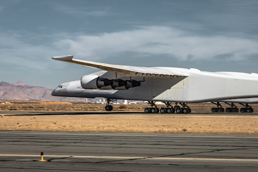 Stratolaunch space venture sharply scales back its operations, months after Paul Allen's death