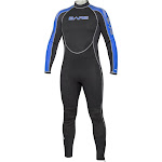 3mm Men's BARE VELOCITY Fullsuit