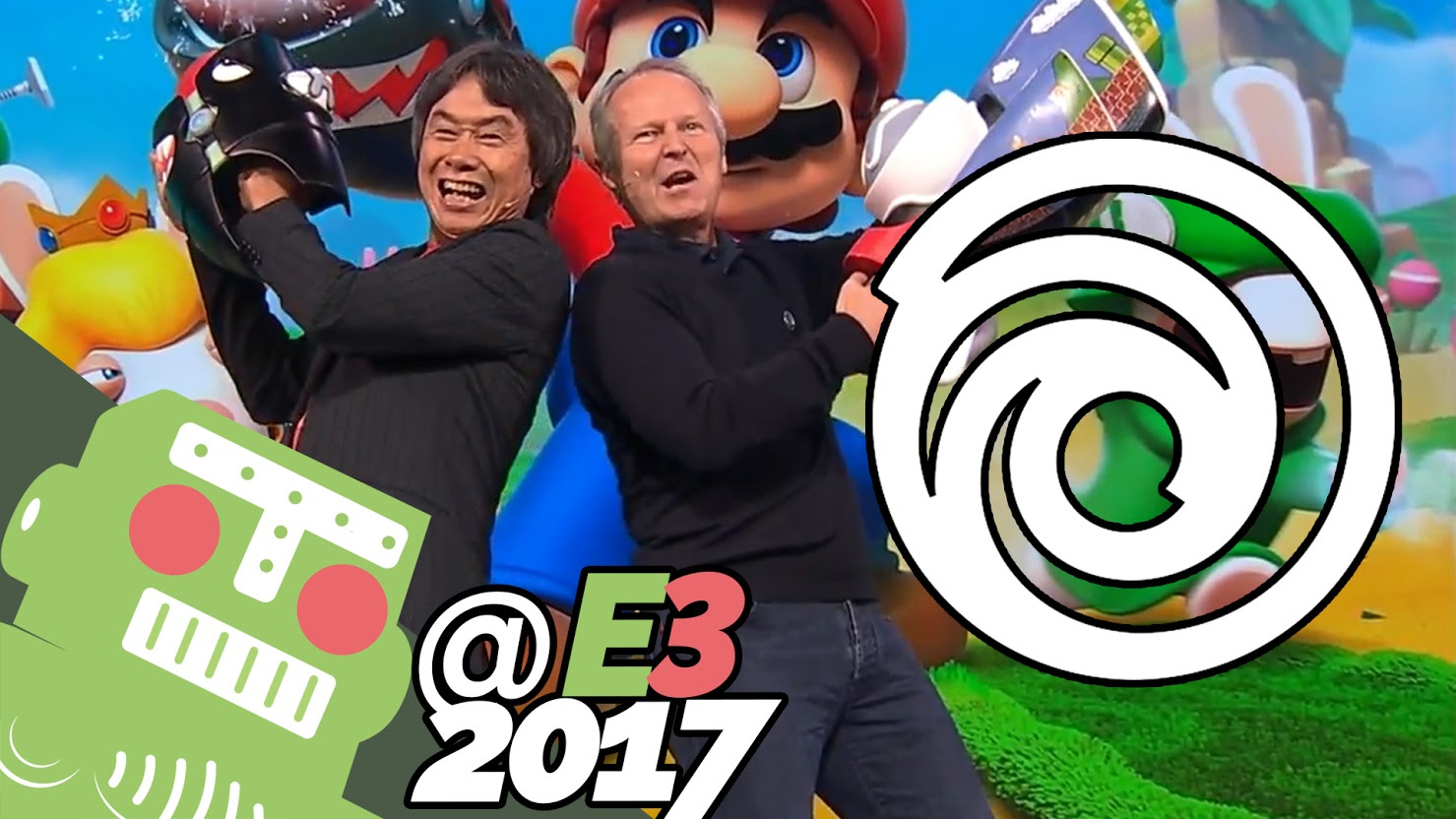 Grading Ubisoft's E3 2017 press conference screenshot