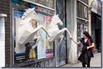3D papercraft ponies