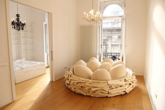 Giant Birdsnest by OGE CreativeGroup »  CONTEMPORIST