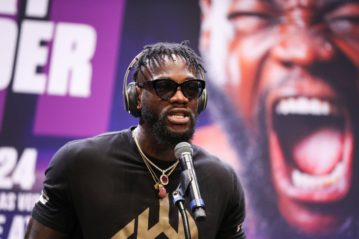 Deontay Wilder makes demands ahead of Tyson Fury fight
