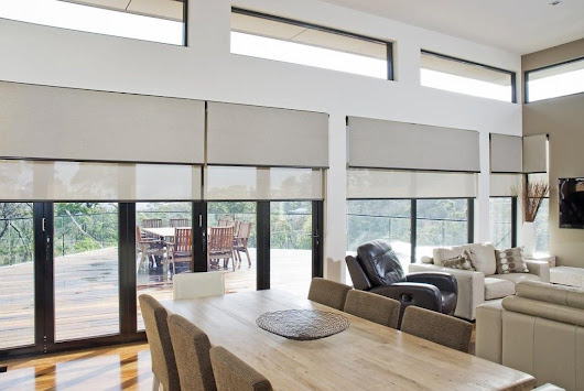 How to Install Double Roller Blinds?