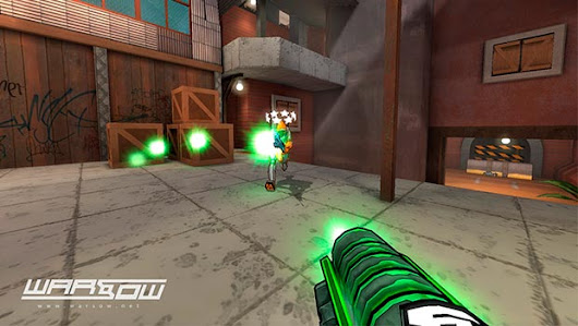 Warsow FPS 1.1 Beta Disponible | Linuxjuegos - Juegos para Linux y Android