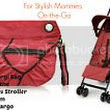 Oh Baby! Baby Cargo Stroller and Georgi Stroller Bag Review