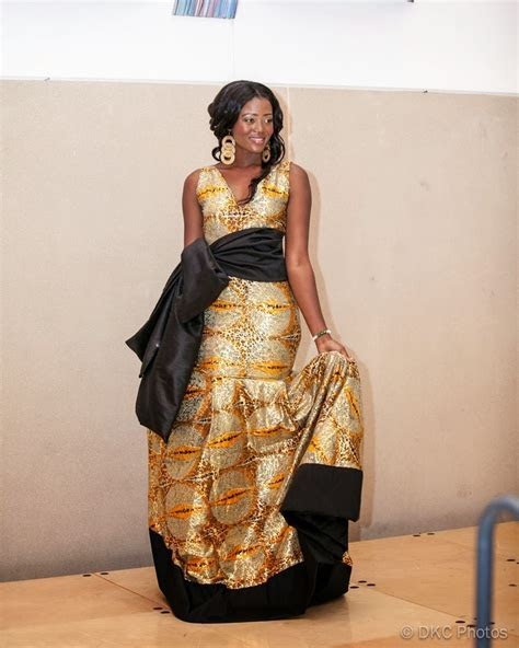 Subira Wahure Official African Couture Blog: KITENGE;LONG