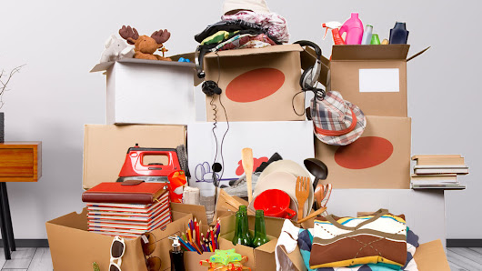 6 Surprising Revelations You'll Have Purging Your Stuff Before You Move