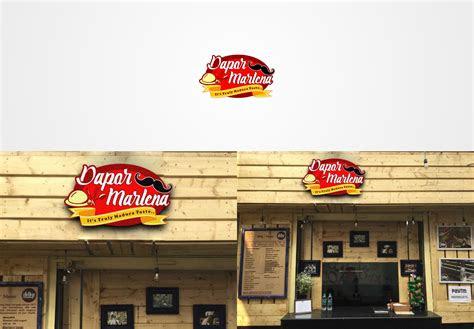 sribu desain logo desain logo  restoranrumah makan