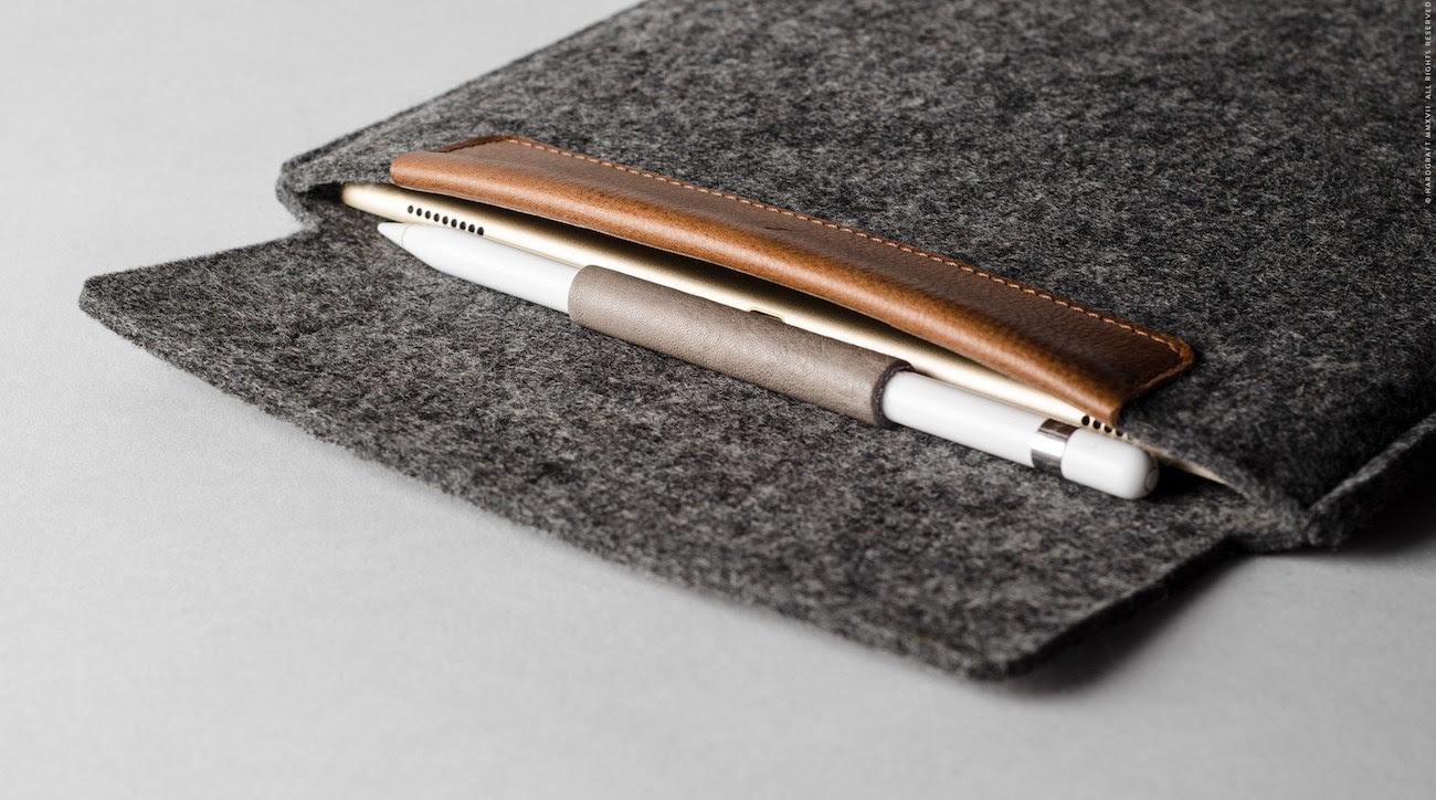 Loop Wool iPad Pro Sleeve