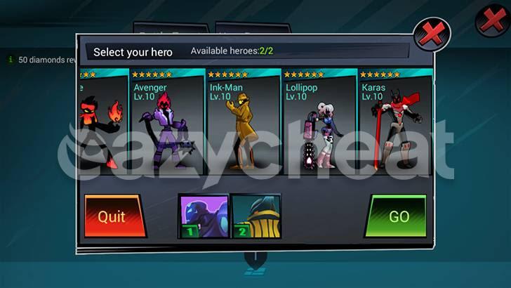 Zombie Avengers-Stickman War Z 2.3.0