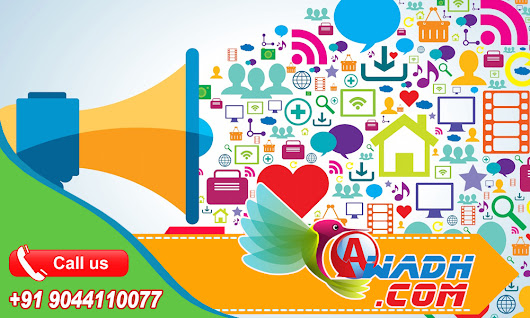 Digital Marketing in Lucknow - Social Media Optimization in Lucknow