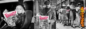 """""""Resist!"""": l'appello di Françoise Mouly e Nadja Spiegelman agli artisti che non si vogliono arrendere"""
