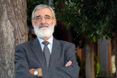<p>Jose Manuel Moreno, catedrático de ecología/ Foto cedida por el científico</p>