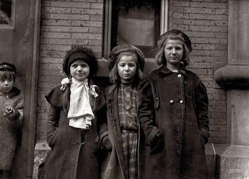 Salty Alice: 1909
