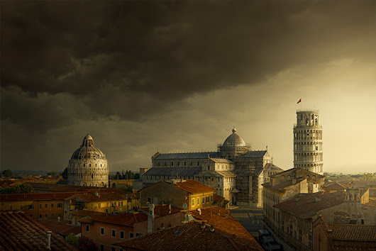 A moment of clarity: The Leaning Tower of Pisa and Florence - Luminous Landscape