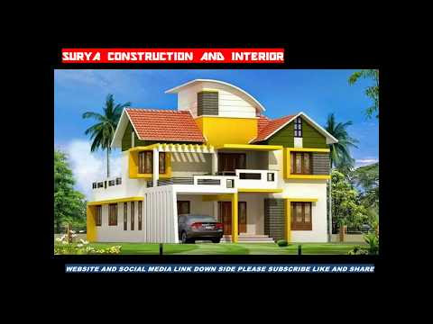 AMAZING ARCHITECT AND SUPER ELEVATION FOR YOUR DREM HOMES SWEET HOMES MODERN HOMES 2