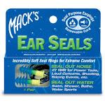Macks 360005 Ear Seals Earplugs - 1 Pair